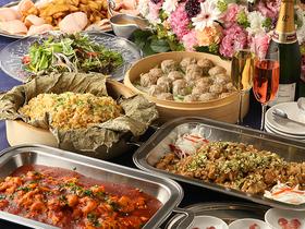 創作中華料理をご提供
