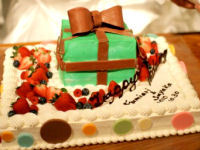 新郎新婦の希望に合わせて、ご要望のWeddingケーキを