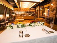 恵比寿で結婚式二次会ならGrill&WineAmbrosia