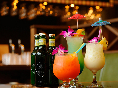 桜木町で結婚式二次会ならMANOA Aloha Table