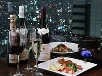 本格イタリアン料理と豊富なワインが特別な日を盛り上げます
