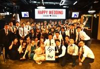 結婚式2次会で【こんなことがしたい】を叶えます!