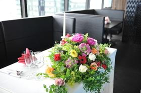 ◆必須アイテムの装花やドレスショップのご紹介も可能です!