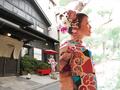 京町家ならではの独特の雰囲気で★お祝い★