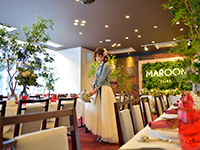 神戸三宮マルーンで大人レストランウエディング