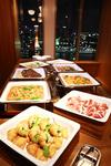 ブッフェスタイル、大皿提供など様々なご提案をさせて頂きます!