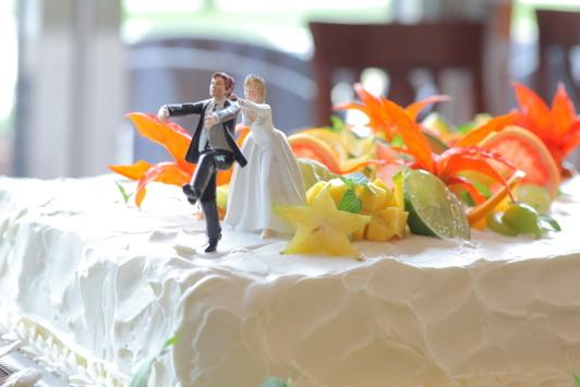 パティシエお手製のケーキが自慢☆彡