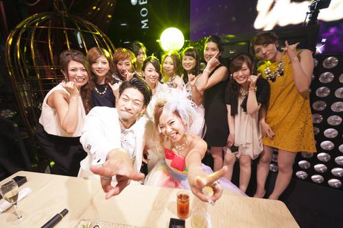 クラブピカデリー梅田大阪 パーティー会場