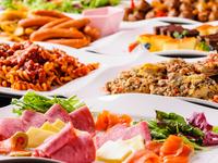 パーティー料理 (洋食か和食を選択可能)