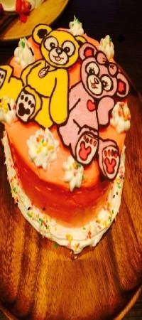世界に一つだけのデザインケーキ