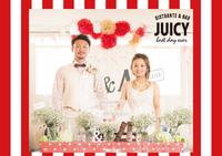 岡山市 結婚式 二次会 juicy ジューシー